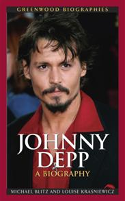 Johnny Depp cover image