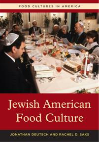 Jewish American Food Culture cover image