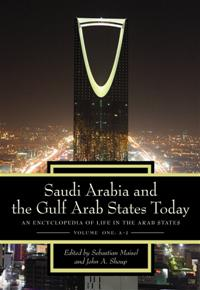 Saudi Arabia and the Gulf Arab States Today cover image