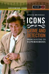 Icons of Mystery and Crime Detection cover image