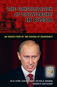 The Consolidation of Dictatorship in Russia cover image