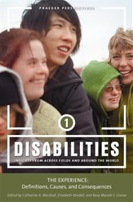 Disabilities cover image