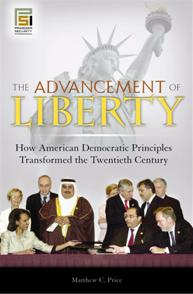The Advancement of Liberty cover image