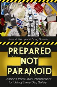 Prepared Not Paranoid cover image