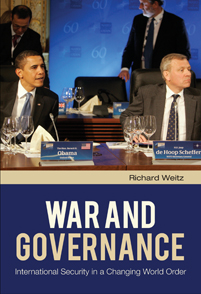 War and Governance cover image