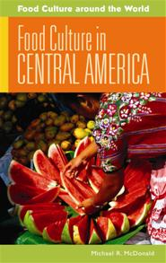 Food Culture in Central America cover image