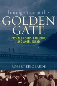 Immigration at the Golden Gate cover image