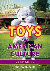 Toys and American Culture cover image