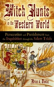 Cover image for Witch Hunts in the Western World