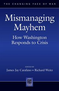 Mismanaging Mayhem cover image