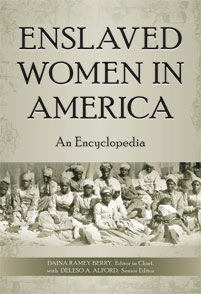 Enslaved Women in America cover image