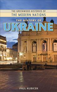 The History of Ukraine cover image