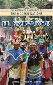 The History of El Salvador cover image