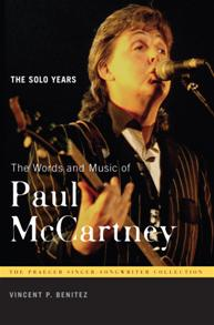 Cover image for The Words and Music of Paul McCartney