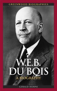 Cover image for W.E.B. Du Bois