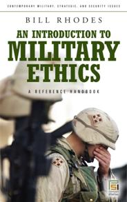 An Introduction to Military Ethics cover image