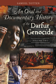 An Oral and Documentary History of the Darfur Genocide cover image