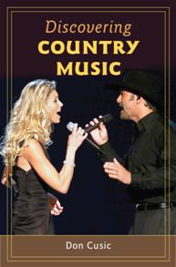 Discovering Country Music cover image