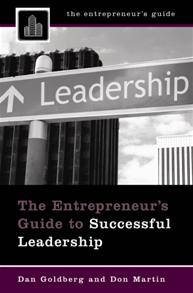 The Entrepreneur's Guide to Successful Leadership cover image
