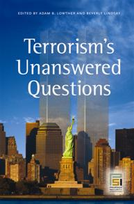 Terrorism's Unanswered Questions cover image