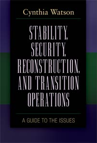 Stability, Security, Reconstruction, and Transition Operations cover image