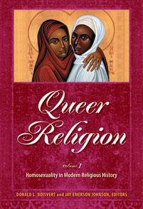 Queer Religion cover image