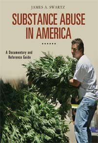 Substance Abuse in America cover image