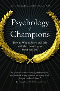 Psychology of Champions cover image