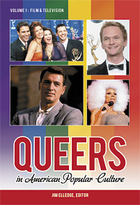 Queers in American Popular Culture cover image