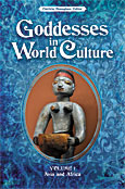 Cover image for Goddesses in World Culture