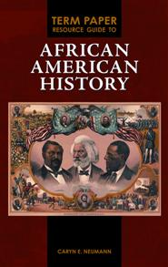 Essay on african american history