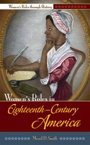 Women's Roles in Eighteenth-Century America cover image