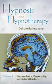 Hypnosis and Hypnotherapy cover image