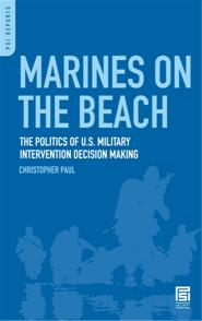 Marines on the Beach cover image