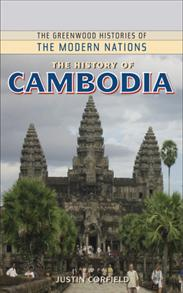 Cover image for The History of Cambodia