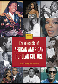 Encyclopedia of African American Popular Culture cover image
