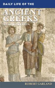 Daily Life of the Ancient Greeks, Second Edition cover image