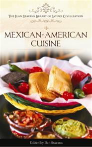 Mexican-American Cuisine cover image