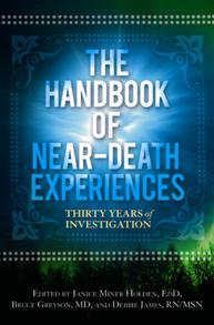 Cover image for The Handbook of Near-Death Experiences