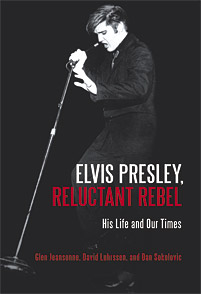 Elvis Presley, Reluctant Rebel cover image