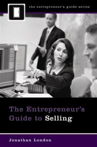 The Entrepreneur's Guide to Selling cover image