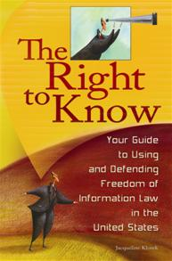 The Right to Know cover image