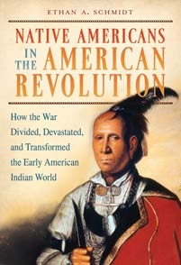 Cover image for Native Americans in the American Revolution