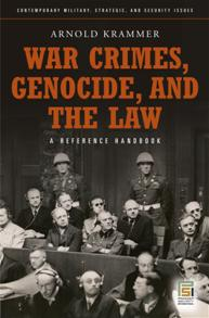 War Crimes, Genocide, and the Law cover image