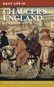 Daily Life in Chaucer's England, 2nd Edition cover image