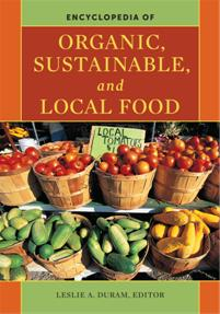 Encyclopedia of Organic, Sustainable, and Local Food cover image