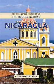 The History of Nicaragua cover image