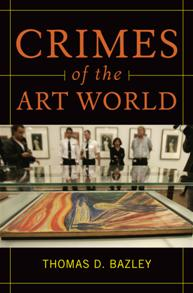 Crimes of the Art World cover image