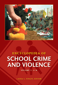 Encyclopedia of School Crime and Violence cover image