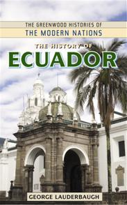 Cover image for The History of Ecuador